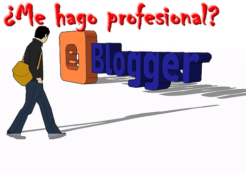 Blogger en la Universidad