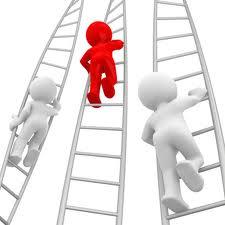 escalar posiciones