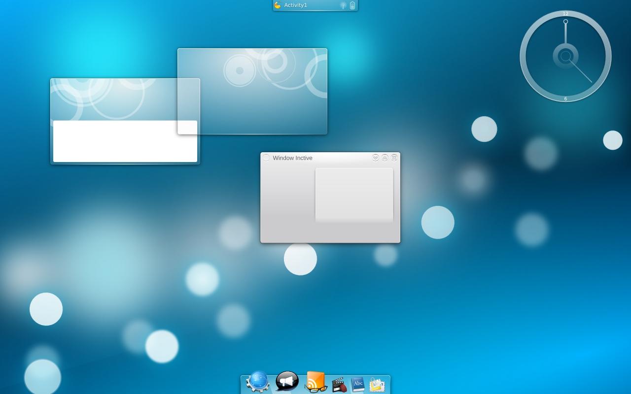 pantalla interfaz gráfica