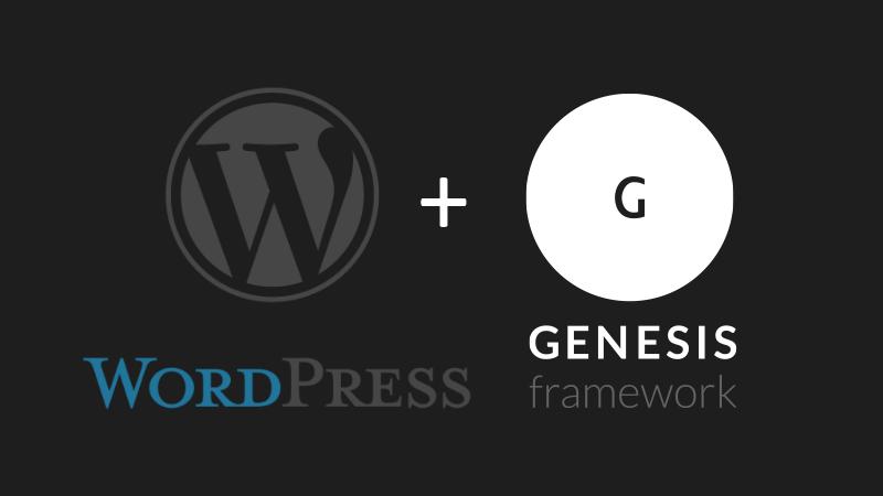 Guía sobre Genesis Framework para Wordpress | B30