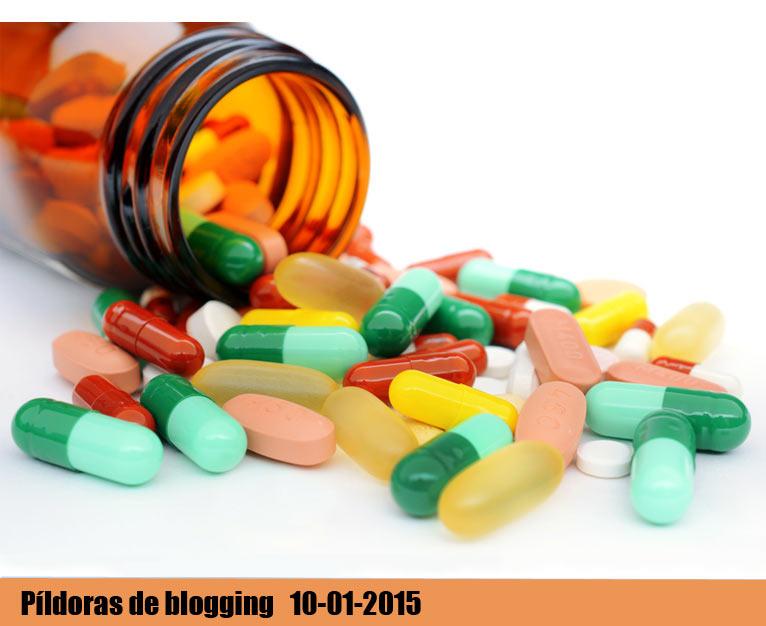 nueva píldora bloggera