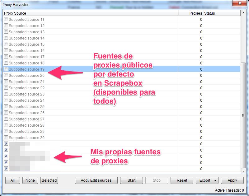 🔥 Mega Guía de ScrapeBox en español 🔥 de 0 a 100 | B30