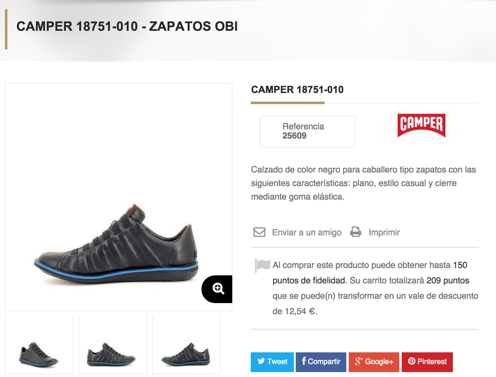 Seo 3 Ecommerce Para Análisis De 0 – Una Zapatos Web Blogger UzVSMp