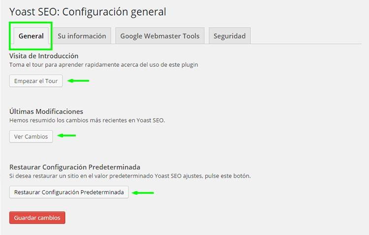 Cómo configurar plugins WordPress