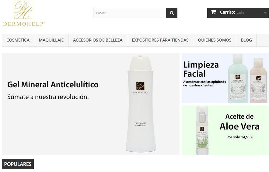 cosmetica natural lamasguapa