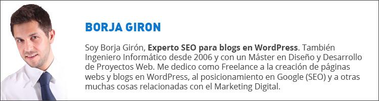 Borja Giron