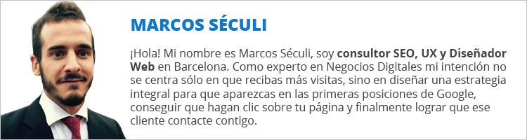 Marcos Séculi