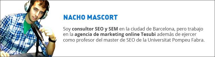 Nacho Mascort