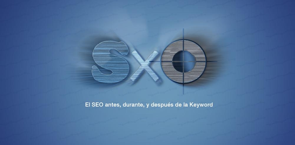 SXO, SEO y keywords