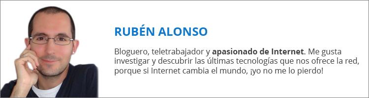 Biografía Rubén Alonso