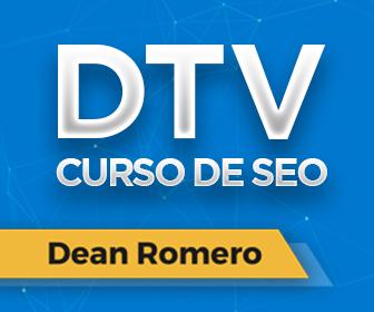 Curso de SEO de Dean Romero