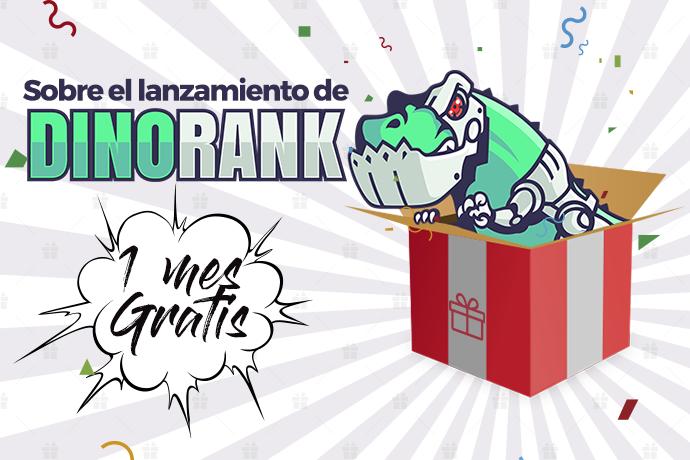 75fd98c27 Sobre el lanzamiento de DinoRANK  explosión de usuarios y compensación +  unboxing – Blogger 3.0